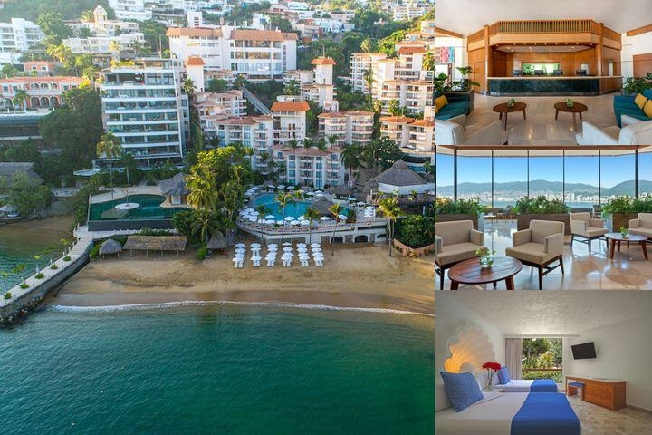 Park Royal Acapulco All Inclusive photo collage