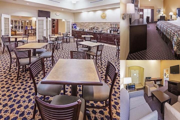 La Quinta Inns & Suites Alvin photo collage