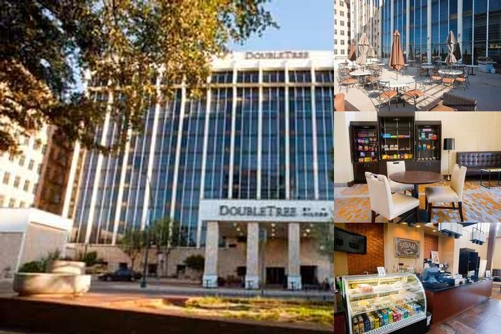 Doubletree by Hilton Hotel Midland Plaza photo collage