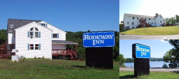 Rodeway Inn Tilton photo collage