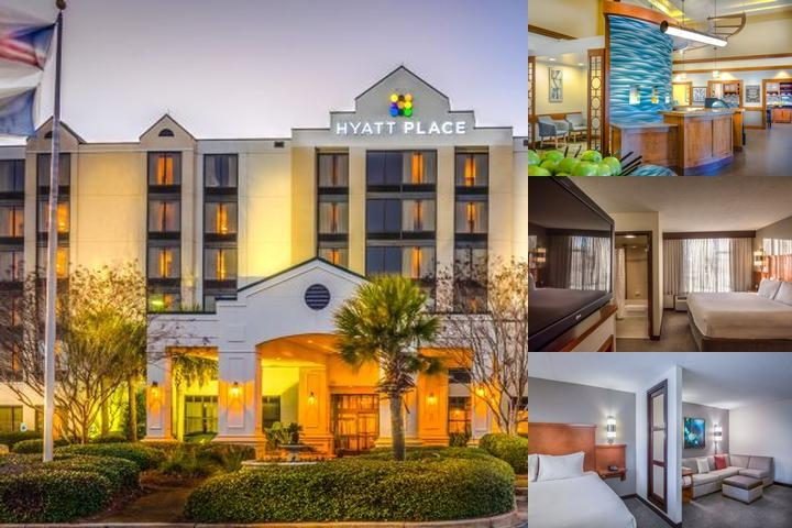 Hyatt Place Columbia / Harbison photo collage