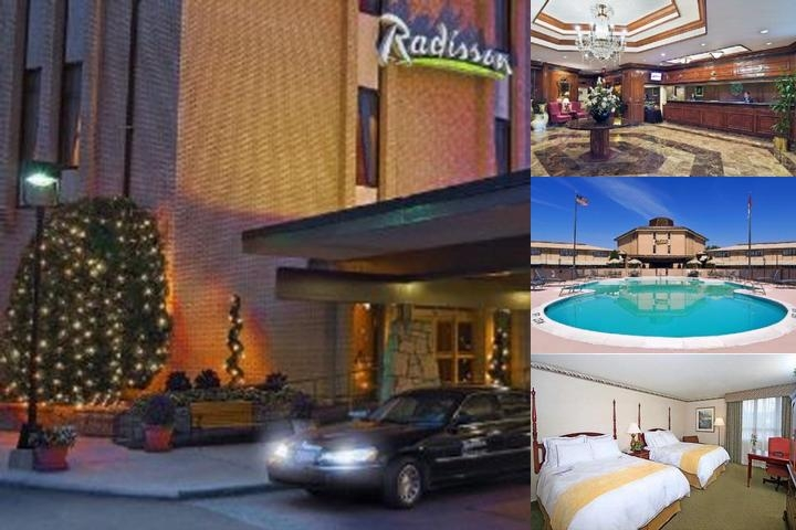 Radisson Hotel Research Triangle Park photo collage