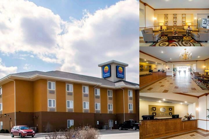 Comfort Inn & Suites Greenville Il photo collage