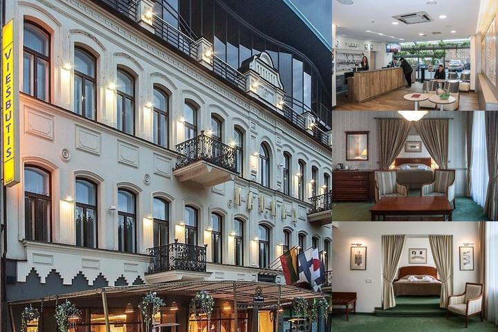 Hotel Kaunas photo collage