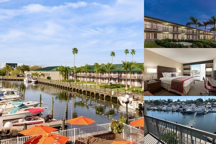 Ramada Waterfront Sarasota photo collage