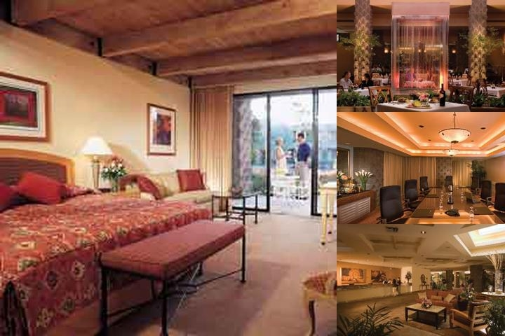 Doubletree Paradise Valley Resort photo collage