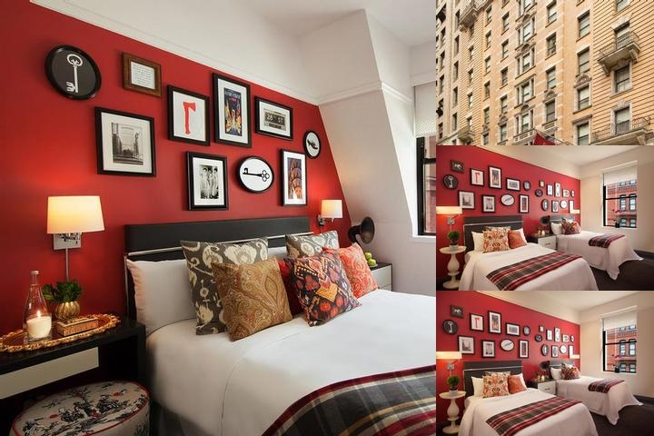 Hotel Lola photo collage