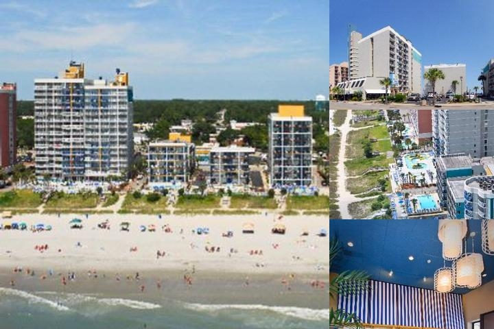 Palmetto Shores Resort photo collage
