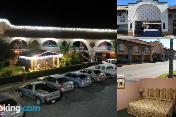 Hotel Los Arcos photo collage