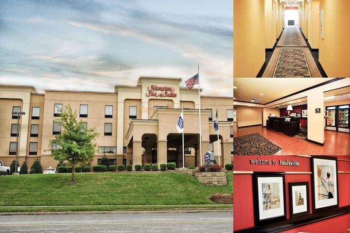 Hampton Inn & Suites (Louisville East) photo collage