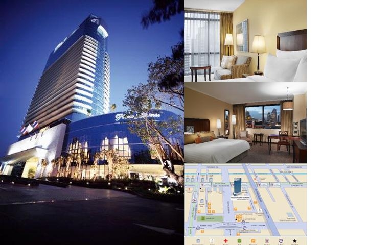 Plaza Athenee Bangkok a Royal Meridien Hotel photo collage