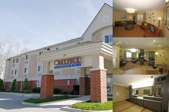Candlewood Suites Newport News / Yorktown photo collage