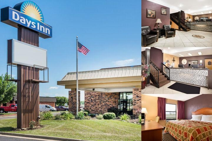 Days Inn Anderson In photo collage