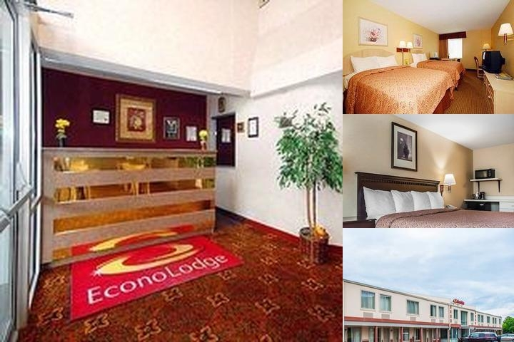 Econo Lodge Elmira photo collage
