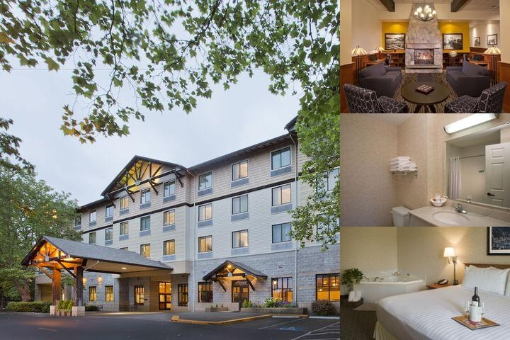 The Inn at Gig Harbor photo collage