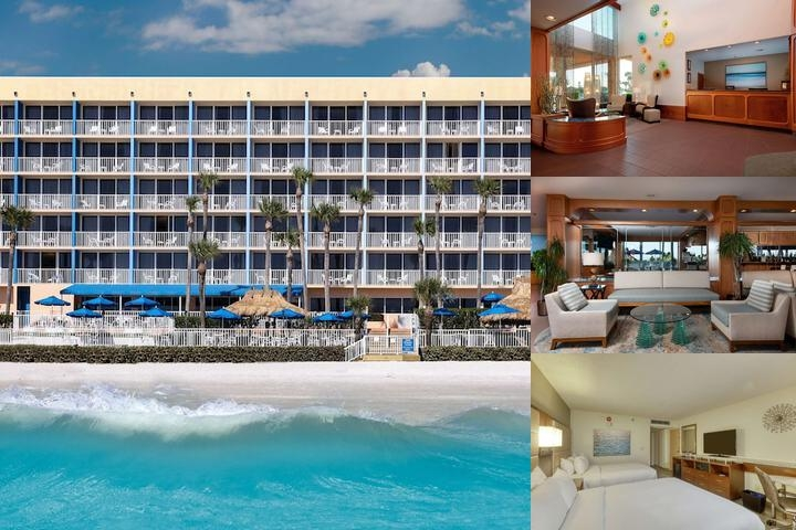 Doubletree Beach Resort by Hilton photo collage