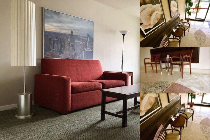Hotel Dorval photo collage