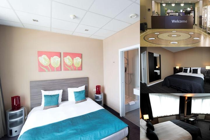 Best Western Hotel Docklands photo collage