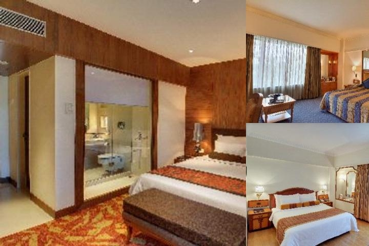 The Hotel Pune photo collage