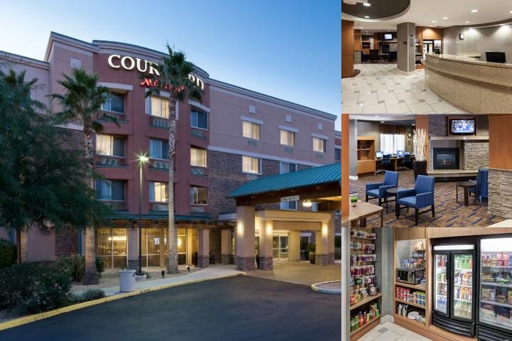 Courtyard by Marriott Phoenix West / Avondale photo collage