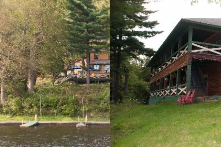 North Woods Inn Resort photo collage