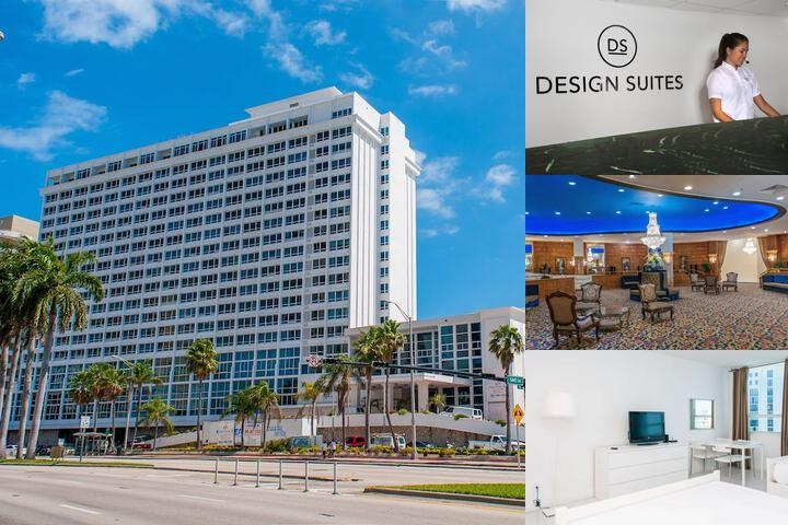 Design Suites at Castle Beach photo collage