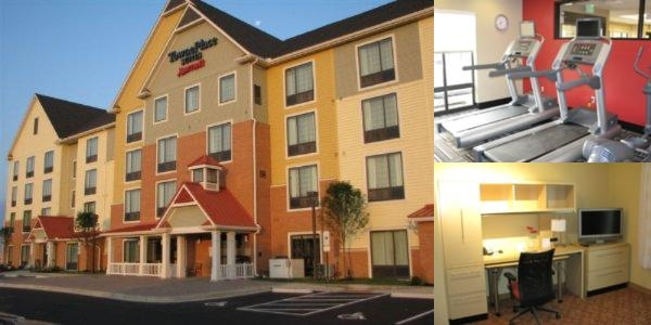 Towneplace Suites by Marriott Jacksonville photo collage
