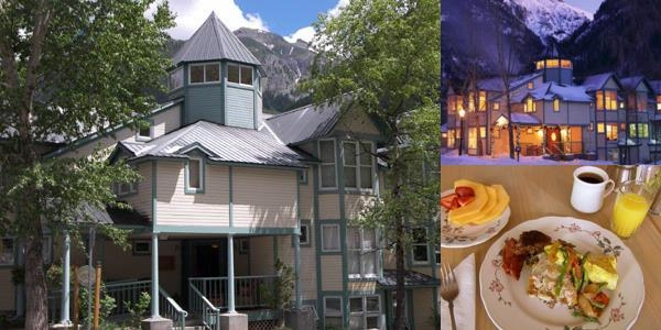 Aspen Street Inn photo collage