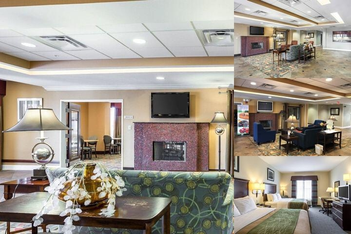 Quality Inn Donaldsonville photo collage