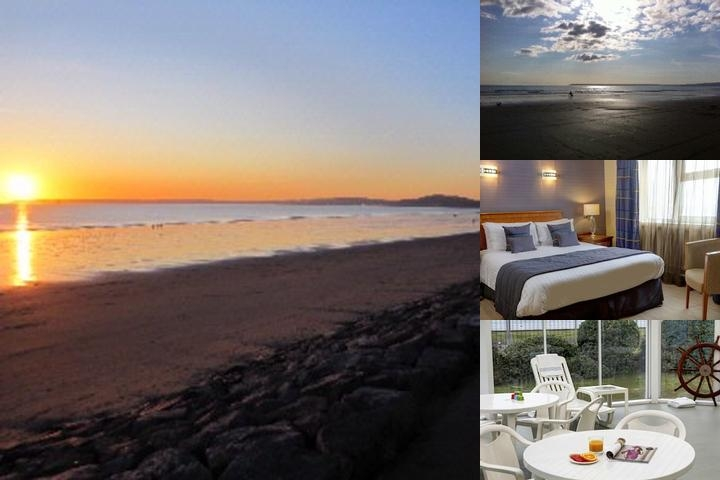 Aberavon Beach Hotel photo collage