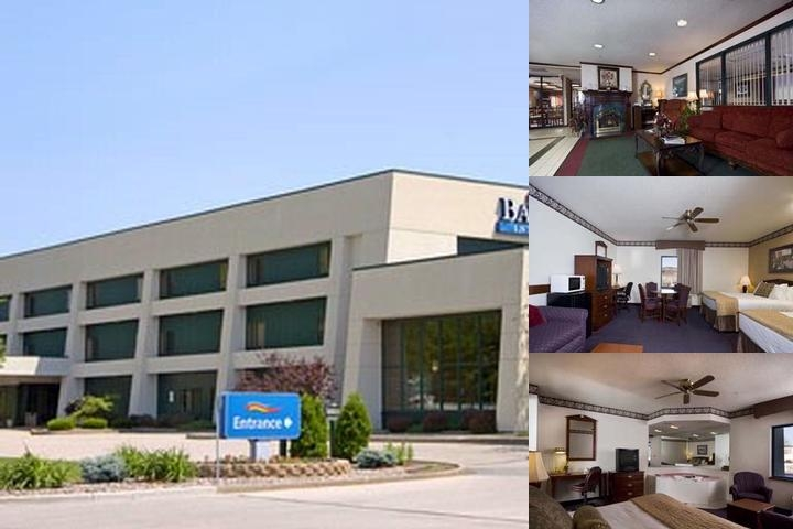 Baymont Inn & Suites Onalaska / Lacrosse photo collage