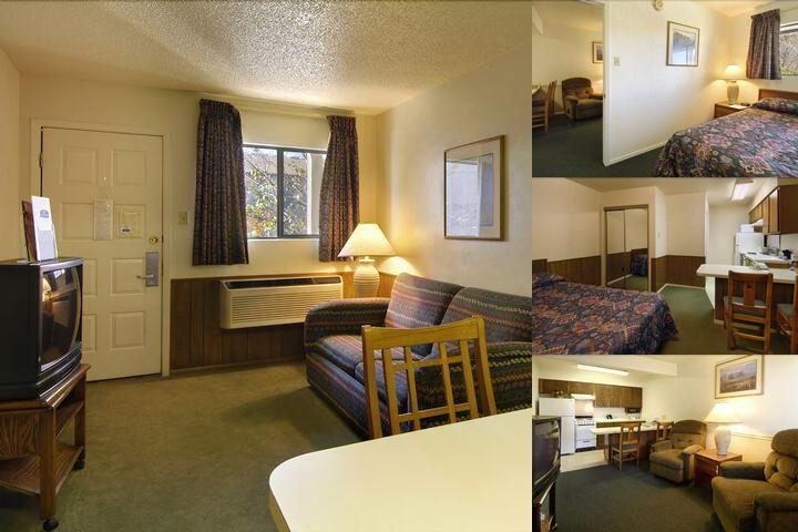 Tulsa Extended Stay Inn & Suites photo collage