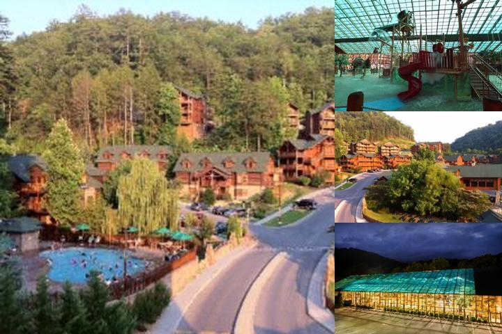 Westgate Smoky Mountain Resort & Spa photo collage