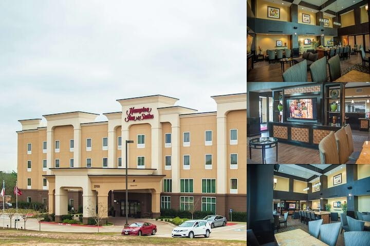 Hampton Inn & Suites Palestine photo collage