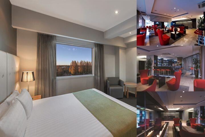 Rendezvous Hotel Christchurch photo collage
