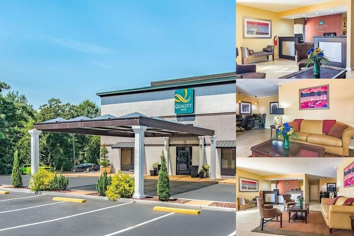 Best Western Columbus photo collage