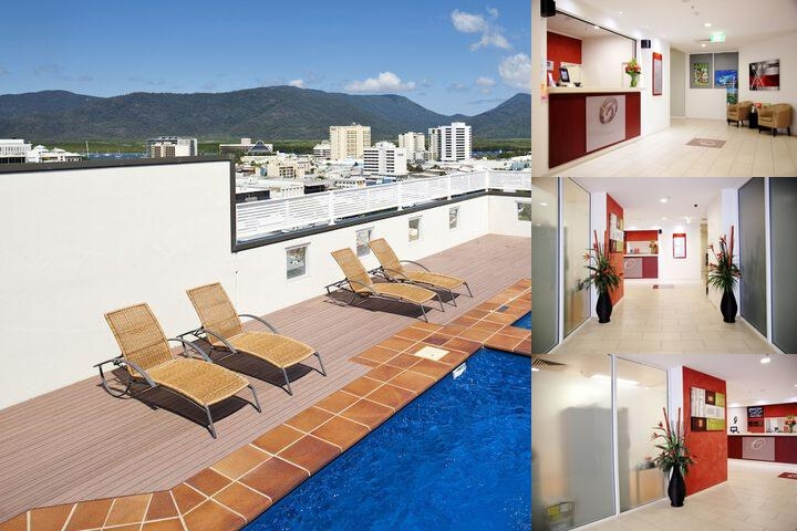 Best Western Plus Cairns Central Apartments photo collage