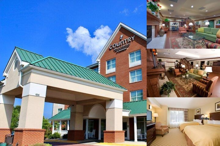 Country Inn & Suites Fredericksburg photo collage