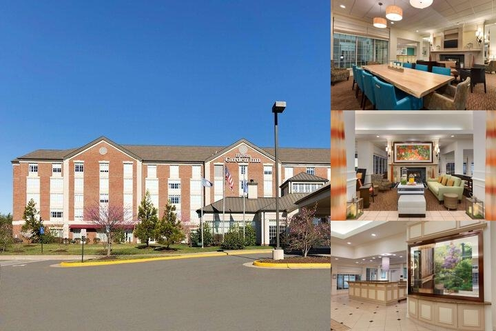 Hilton Garden Inn Fredericksburg photo collage