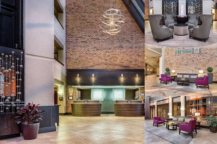 Doubletree Hotel Of Johnson City Photo Collage