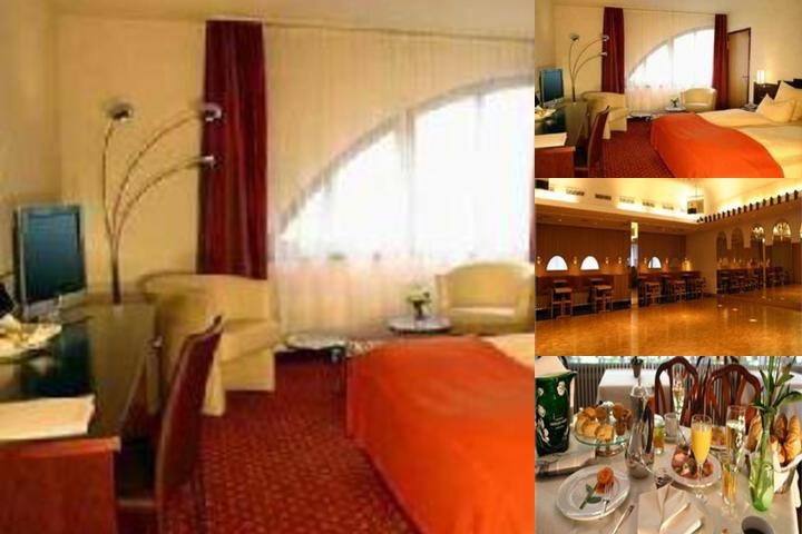 Hotel Rheingold photo collage