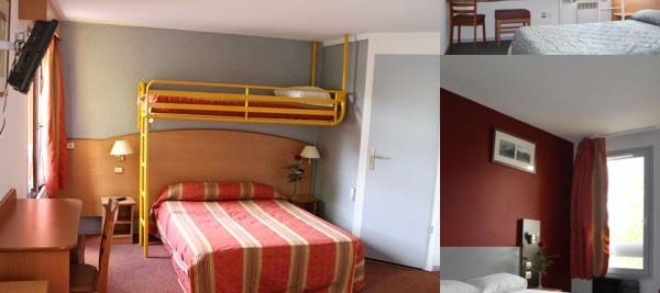 Hotel Confort photo collage