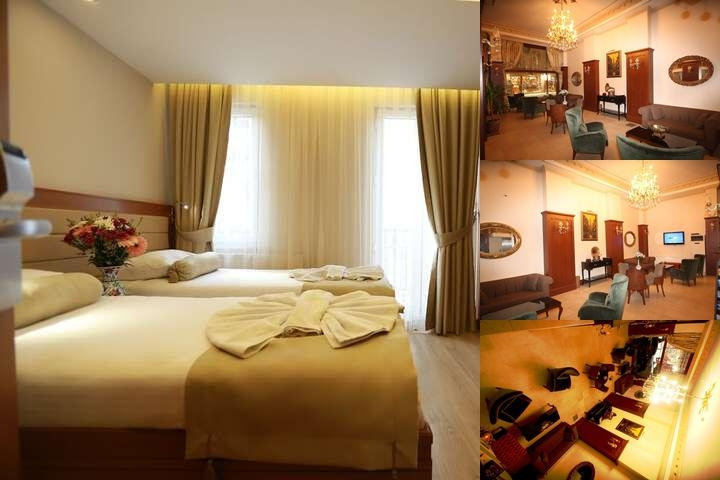 Sirkeci Park Hotel photo collage