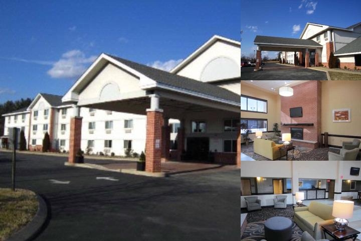Best Western Plus Newark / Christiana Inn photo collage
