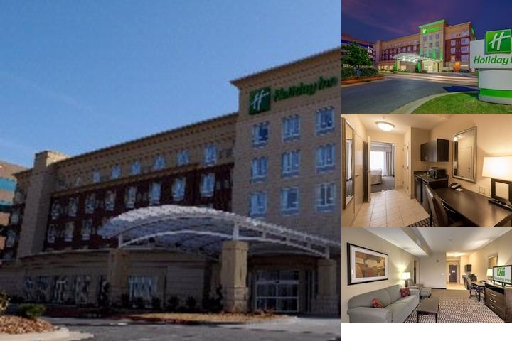 Holiday Inn & Suites North Quail Springs photo collage