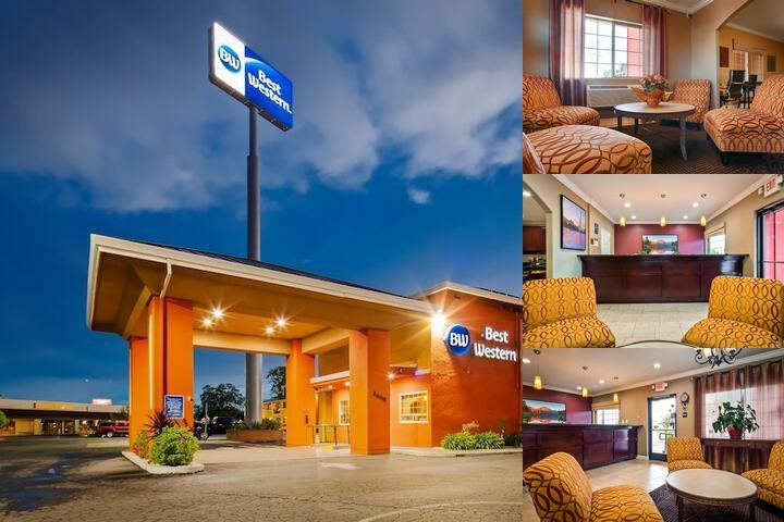 Best Western Anderson Inn photo collage