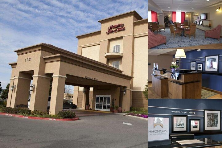 Hampton Inn Pittsburg photo collage