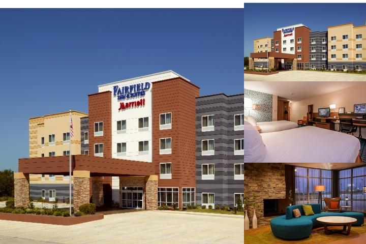 Fairfield Inn & Suites by Marriott Montgomery Airp photo collage