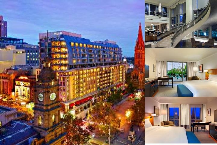 The Westin Melbourne photo collage