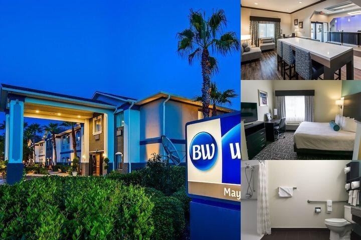 Best Western Mayport Inn & Suites photo collage